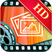 Make Slideshows and HD videos on iPad Easily