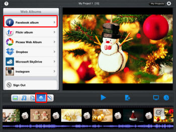 Photo Slideshow Director HD Output Formats