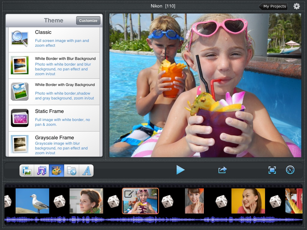 Photo Slideshow Director HD Themes